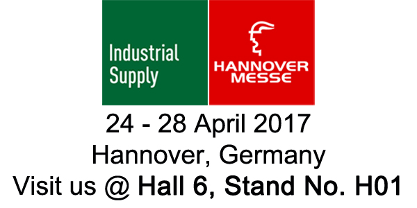 Join us at the world's leading industrial show