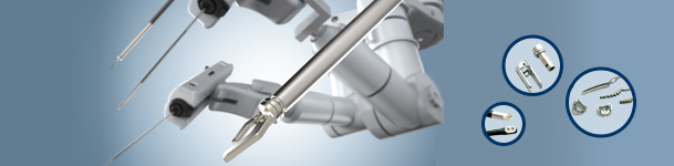 COMPLEX PARTS FOR ROBOTIC-ASSISTED SURGICAL SYSTEM